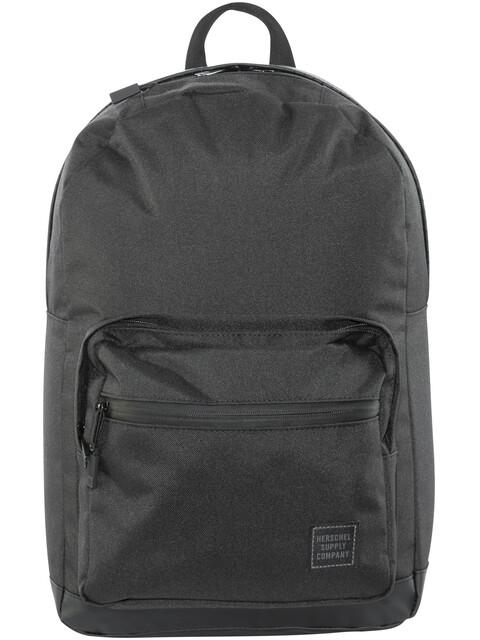 Herschel Pop Quiz Backpack Black/Black Rubber